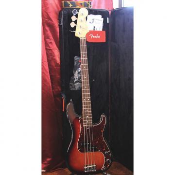 Custom Fender American Standard Precision Bass 2015 Tobacco Sunburst