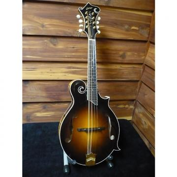 Custom Collings MF5 Sunburst