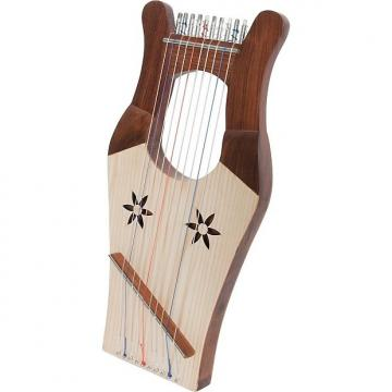 Custom Mid East Mini Kinnor Harp HKNM-L  2-Day Delivery