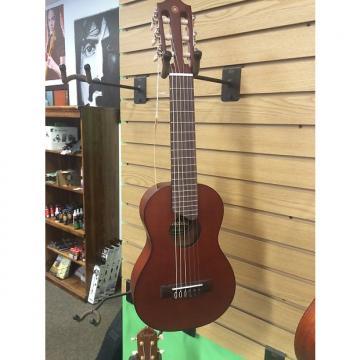 Custom Yamaha GL1 Guitar Ukulele  Persimmon Brown