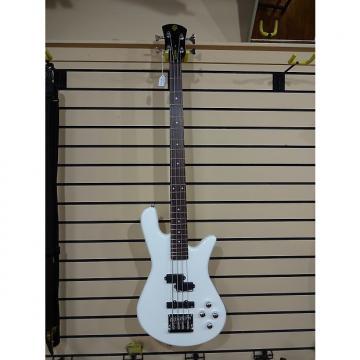 Custom Spector Legend 4 Standard White Gloss