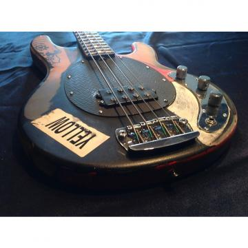 Custom Ernie Ball Music Man SUB Stingray Heavy Relic