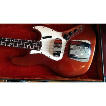 Custom Fender Jazz Bass 1965 Candy Apple Red