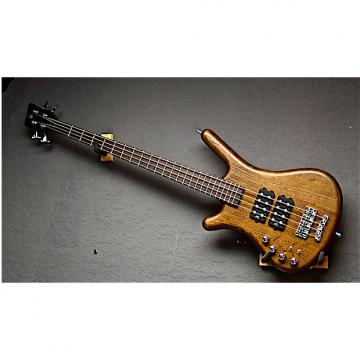 Custom Warwick Left Handed Pro Series Corvette $$ Lefty Bass 2015 Antique Tobacco
