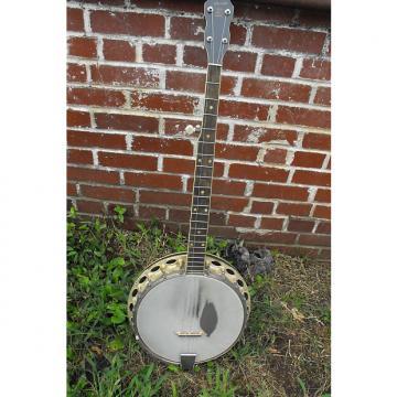 Custom Gretsch Blue Grass model 5 string Banjo 1963 Natural