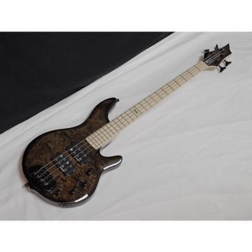 Custom TRABEN Chaos Core 4-string BASS guitar Black Vapor new - Aguilar preamp