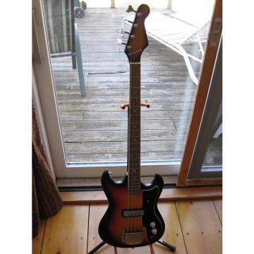 Custom Vintage Teisco Short Scale Bass