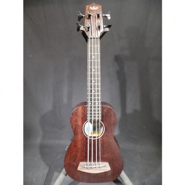 Custom Kala RUMBLER U-Bass UBASS-RMBL-FS Fretted Acoustic Ukulele Bass Guitar