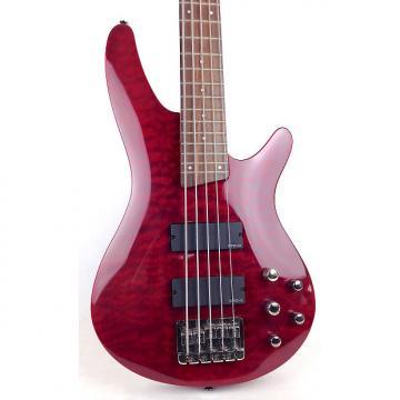 Custom Ibanez SR505 Bass Cherry Red (Used)