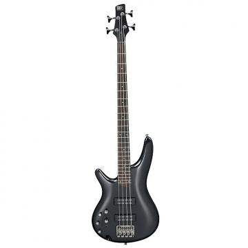 Custom Ibanez SR300ELIPT Left Handed 4 String Electric Bass Guitar Iron Pewter