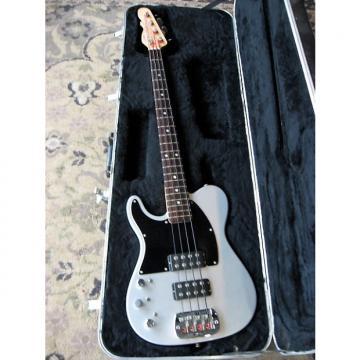 Custom G & L LEFT HANDED ASAT Bass 1994 Metallic Silver