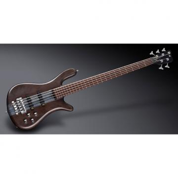 Custom Warwick WGPS Streamer Stage I 5-string Nirvana Black, Free Shipping, Authorized Dealer
