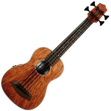 Custom Kala Bubinga U-Bass W/Gig Bag