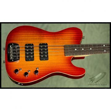 Custom G&L ASAT Bass