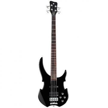 Custom Warwick RockBass Vampyre 4-String Bass, Black, Dark Lord