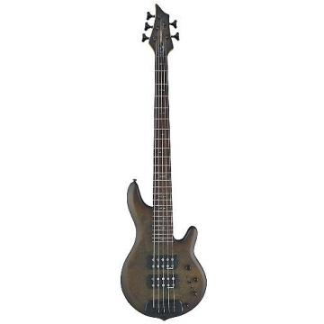 Custom Traben Basses Chaos Attack 5-String Bass Guitar, Granite