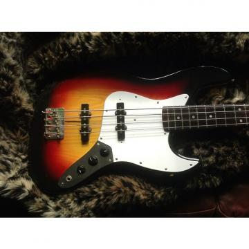 Custom Greco Super Real Jazz Bass 1980 3 tone.  Top of the Greco Line of. lawsuits