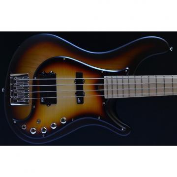 Custom Brubaker Brute MJX Series - 4 string Bass new w. coil tapping