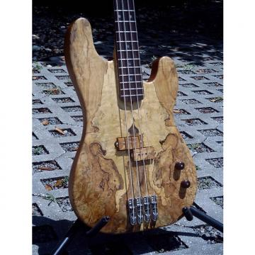 Custom Woody Woodcasters Basscaster #B0001 w/ Flight Case