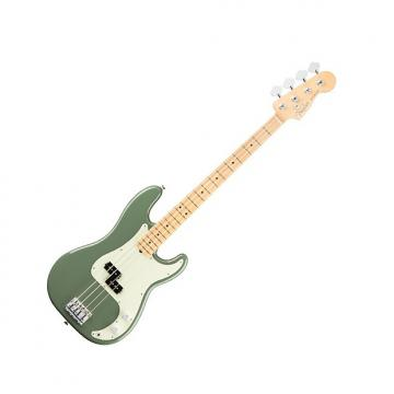 Custom Fender American Professional Precision Bass Maple Neck 2017 Antique Olive