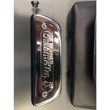 Custom Hohner Harmonica C Chrometta M25001