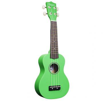 Custom Amahi Penguin Series Ukulele | Multiple Colors Available - Green