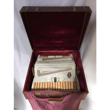 Custom Vintage Marco D'oro 41 Key Accordion