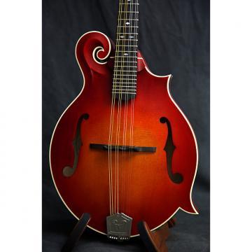 Custom Weber Bitterroot F Mandolin  (Scarlet Fire)