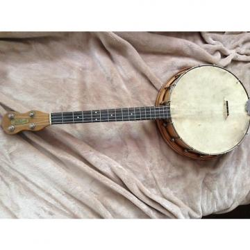 Custom Paramount School of Music 4 string banjo