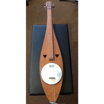 Custom McSpadden 4fjcc Dulci-Banjo Mountain dulcimer D tuning