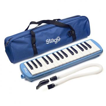 Custom Stagg Reed Melodica with Soft Case, Tube and Mouthpiece