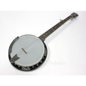 Custom Gold Tone 5-String Cripple Creek Banjo w/ Gig Bag