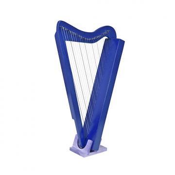 Custom Harpsicle Harp w/ Book & DVD - Blue