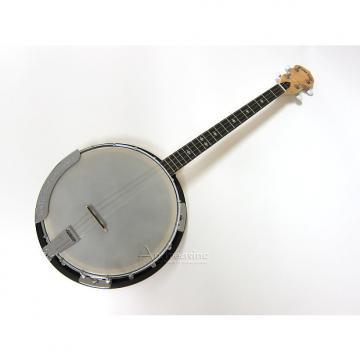 Custom Gold Tone Cripple Creek Tenor Banjo w/ Gig Bag