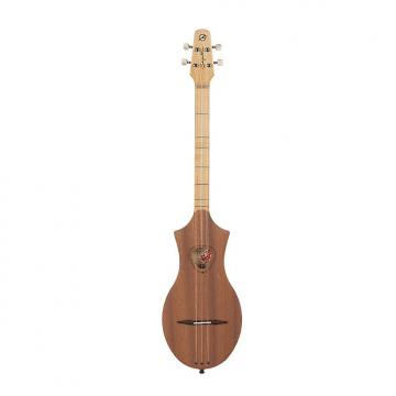 Custom Seagull Merlin Mahogany SG Portable & Compact 4-string Dulcimer-Inspired Acoustic Instrument