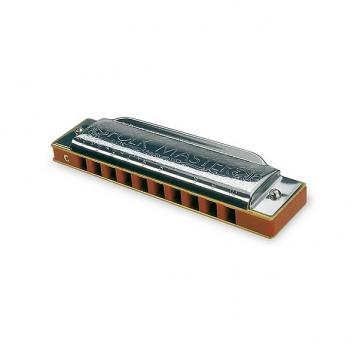 Custom Suzuki 1072 Folkmaster Harmonica Key of D