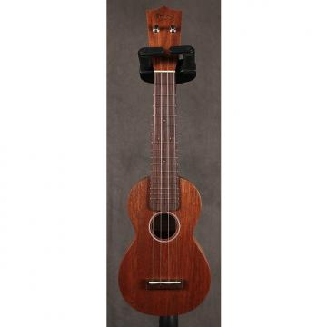 Custom Martin S1 Soprano Uke Natural Finish