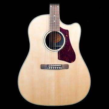 Custom martin guitar strings Gibson martin acoustic guitar strings HP dreadnought acoustic guitar 415W martin guitar case High martin guitar Performance Slope Shoulder Acoustic Guitar, Natural - Pre-Owned in Excellent Condition