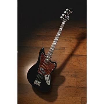 Squier Vintage Modified Jaguar Bass, Black