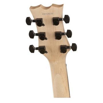 Dean EVOXM CBK Evo XM Solid-Body Electric Guitar, Classic Black