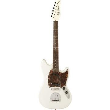 Jay Turser JT-MG2-IV Solid-Body Electric Guitar, Ivory