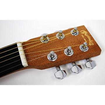 Martin martin acoustic guitar Steel martin acoustic guitar strings String martin guitars Backpacker martin guitars acoustic Travel martin strings acoustic Guitar with Bag