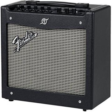 Fender Mustang I V2 20-Watt 1x8-Inch Combo Electric Guitar Amplifier