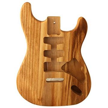 YMC Strat/Stratocaster Replacement Body SSS, HSS or HSH - Professional Body Poplar Wood - Primed/Unfinished