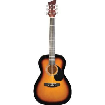 Jay Turser Jj-43pak Tsb 3/4 Size Ac Guitar Pack