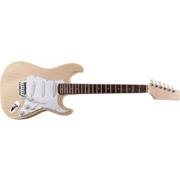 Alston Guitars ST Style Classic Double Cutaway Electric Guitar DIY Builder Kit | Bolt-On