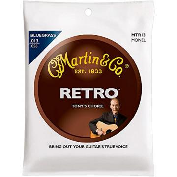 Martin martin guitar strings acoustic - martin guitar accessories MTR13 martin guitar case - martin guitars acoustic Tony guitar strings martin Rice Bluegrass Acoustic Guitar Strings, .013-.056