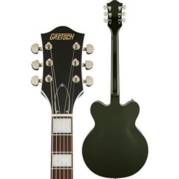 Gretsch G2622T Streamliner Center Block Double Cutaway - Torino Green, Bigsby