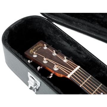 Gator martin acoustic guitars Cases martin guitar accessories GWE-000AC martin guitar strings acoustic Hard-Shell martin acoustic guitar Wood martin guitars acoustic Case for Martin Acoustic Guitars