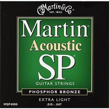 Martin acoustic guitar strings martin MSP4000 martin guitar strings acoustic SP martin acoustic guitar strings Phosphor dreadnought acoustic guitar Bronze martin guitar case Acoustic Guitar Strings, Extra Light